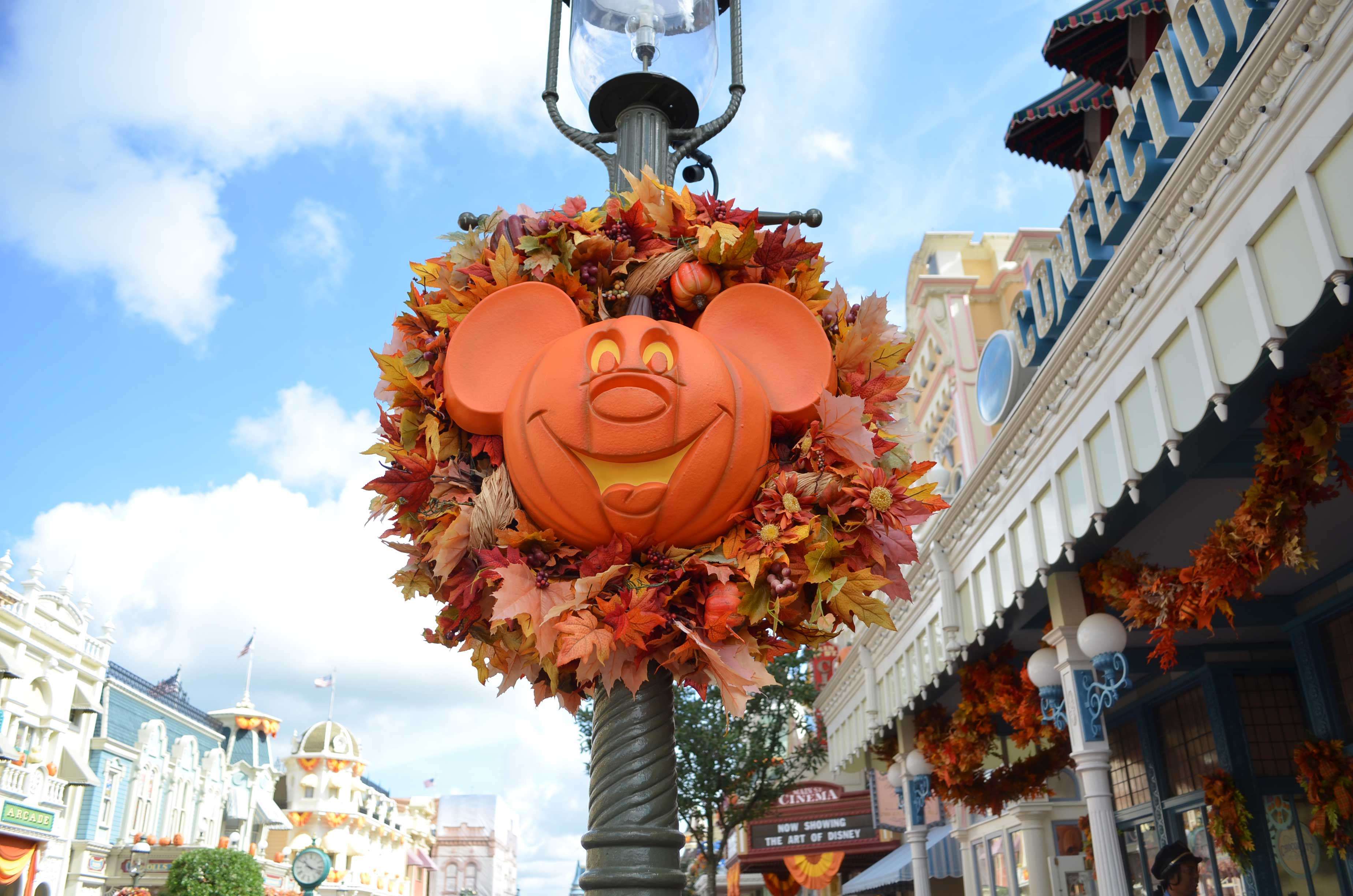 halloween at magic kingdom